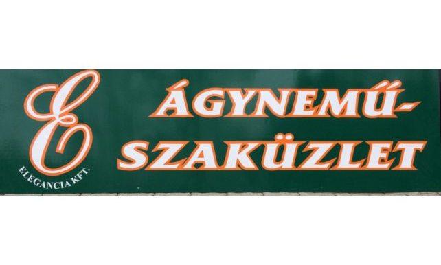 ELEGANCIA ÁGYNEMŰ SZAKÜZLET