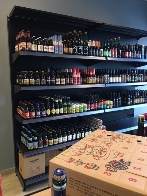 Beerselection